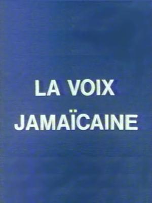 La Voix Jamaïcaine