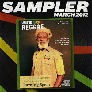 March 2012 Sampler