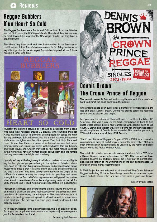 Howard Brown Dis A Reggae