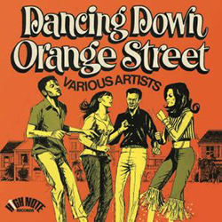 Dancing Down Orange Street