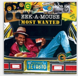 Eek A Mouse - Most Wanted - 2008
