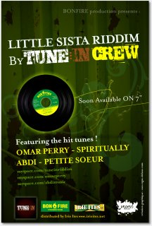 Littlse sista riddim