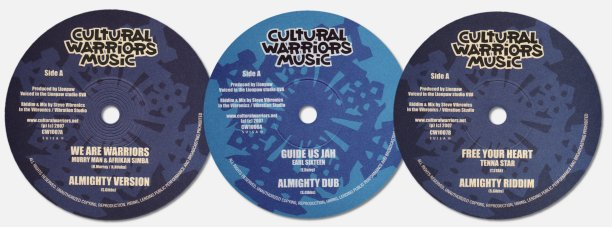 Cultural Warriors Music - Almighty riddim