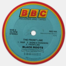 Black Roots - The Front Line - BBC