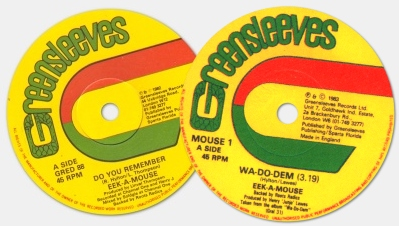 Eek A Mouse - Disco 45