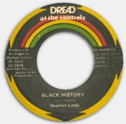 Hopeton Lindo - Black History - 1979