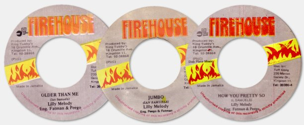 Lilly Melody singles on FireHouse