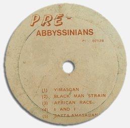 Abyssinians - Satta Massagana (pre-release)