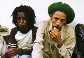 Hugh Mundell and Augustus Pablo
