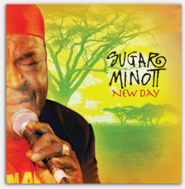 Sugar Minott - New Day