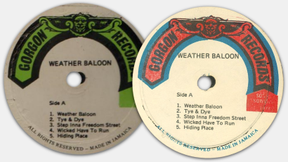 U Brown - Weather Baloon