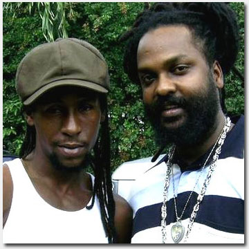 Jah Cure and Jahranimo - 2008