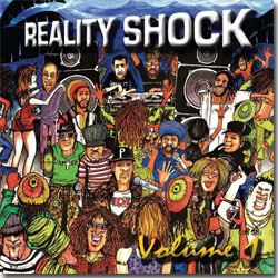 Various Artists Reality Shock Vol. 1 2008