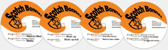 Scotch Bonnet - Mexican Bean riddim