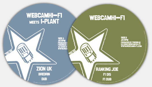 WebcamHi-Fi meets I-Plant