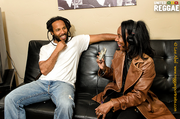 Ziggy Marley interview
