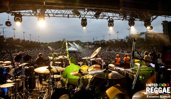 California Roots Festival 2014