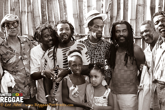 Reggae Legends at Sunsplash 1988