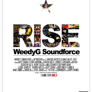 Weedy G SoundForce Rise