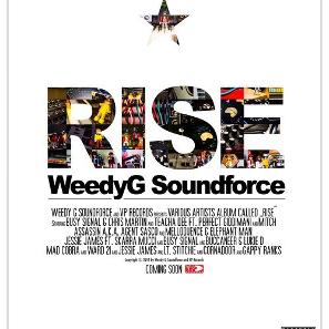 Weedy G SoundForce Rise