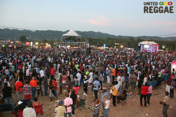 Reggae Sumfest United Reggae - Reggae sumfest