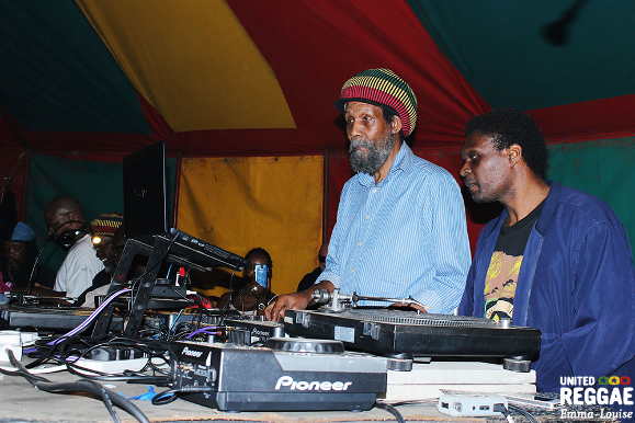 Coxsone Sound - One Love Festival 2013
