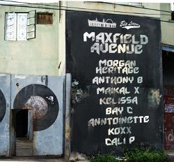 Maxfield Avenue