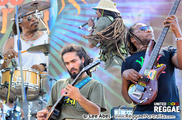 Reggae on the River 2014
