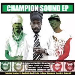 Sizzla - Champion Sound EP