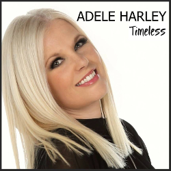 "LOVERS ROCK SINGER ADELE HARLEY, RELEASES HER SECOND ALBUM ""TIMELESS!"""