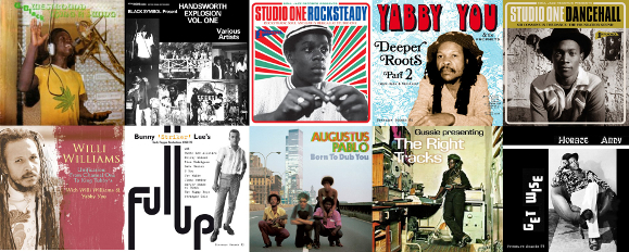 Top Ten Reggae Reissues of 2014   United Reggae