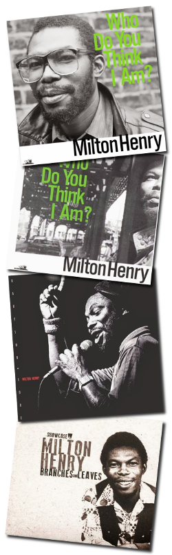 Miton Henry albums