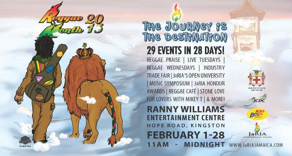 Reggae Month 2015