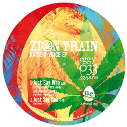 Zion Train - Raise A Voice EP