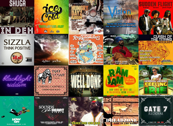 Best reggae songs of half-2015
