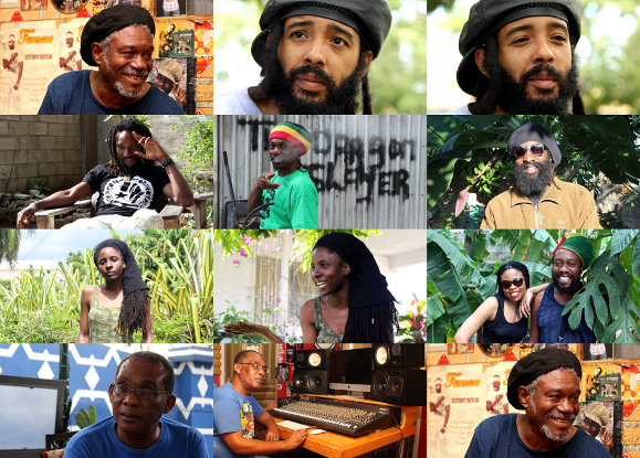 Jamaican Raw Sessions - Angus Taylor interviews