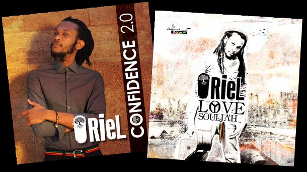ORiel - Confidence 2.0 / Love Souljah