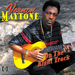 Vernon Maytone - On the Right Track