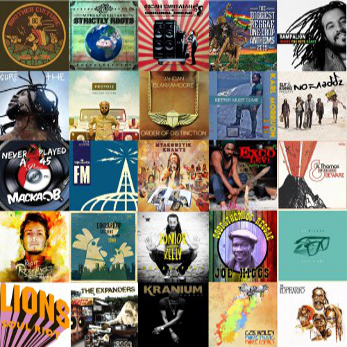 Best reggae albums in 2015