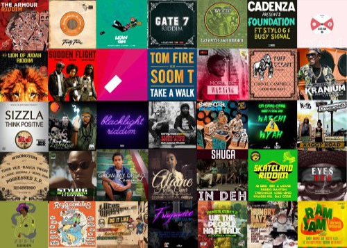 Best Reggae Songs of 2015