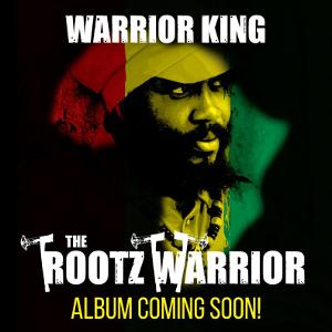 Warrior King - The Rootz Warrior