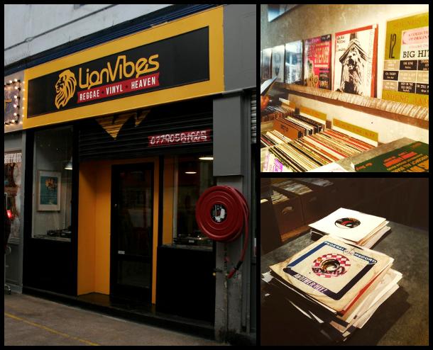 LionVibes record shop