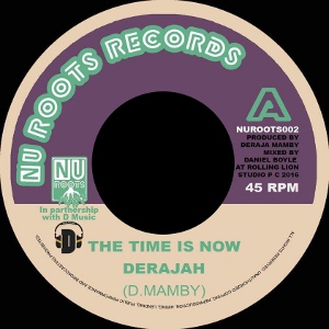 Derajah - The Time Is Now