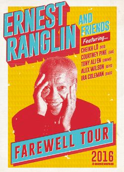 Ernest Ranglin - Farewell Tour