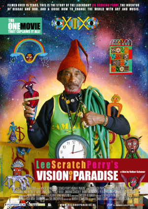 Lee Perry - Vision of Paradise