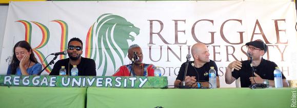Rototom Reggae University Day 1 - Assassin