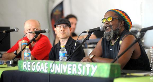 Rototom Reggae University Day 3 - Pablo Moses