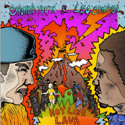 Hot Like Lava by Leo Samson and Shumba Youth
