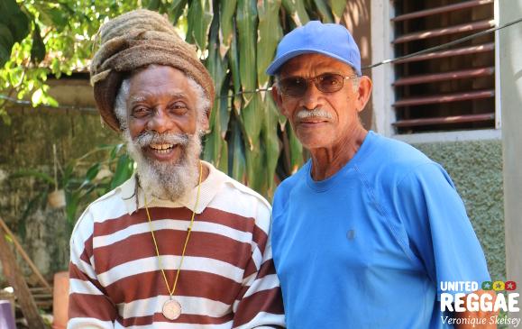 Jah D & Jackie Parris