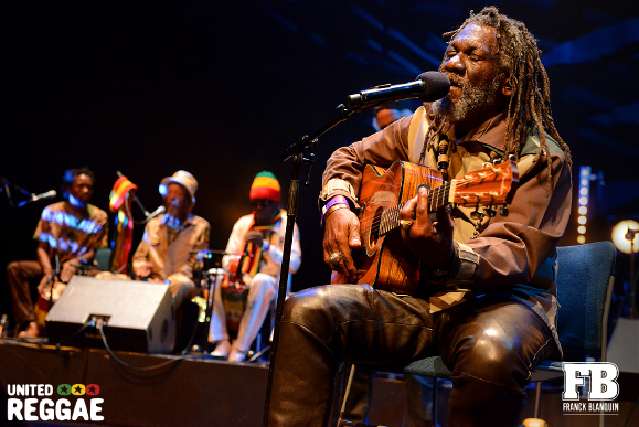 Winston McAnuff / Inna de Yard in Paris / April 2017